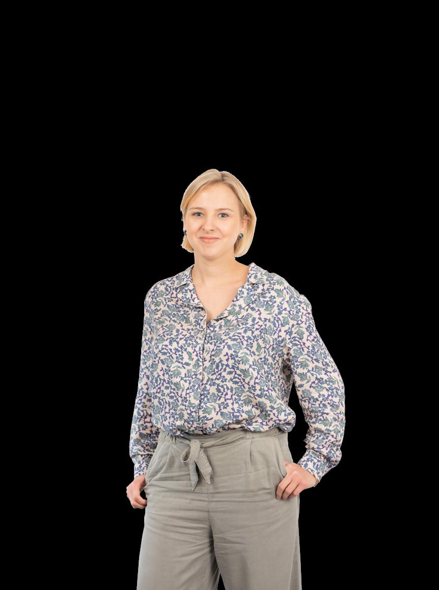 Adrianna Kulpa - HR Business Partner at Merixtudio