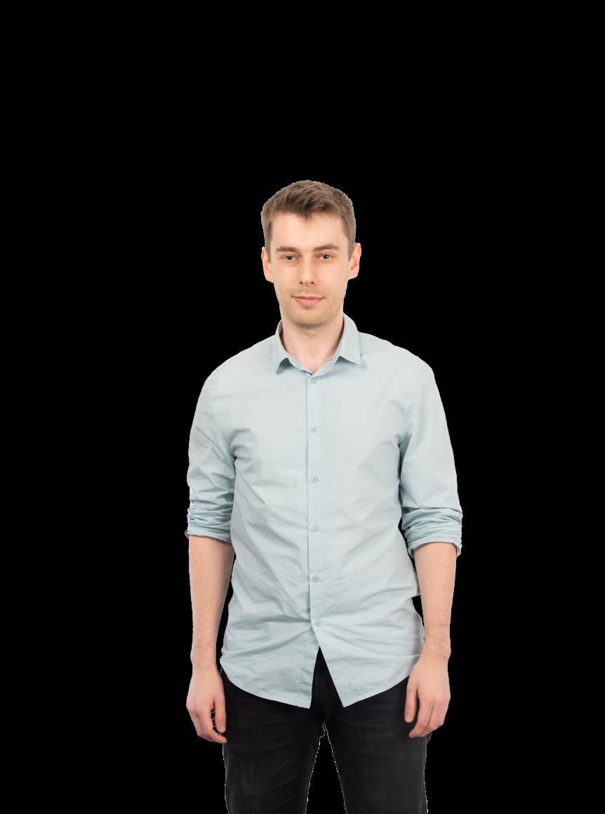 Dominik Łochyński - Frontend Engineering Manager at Merixtudio