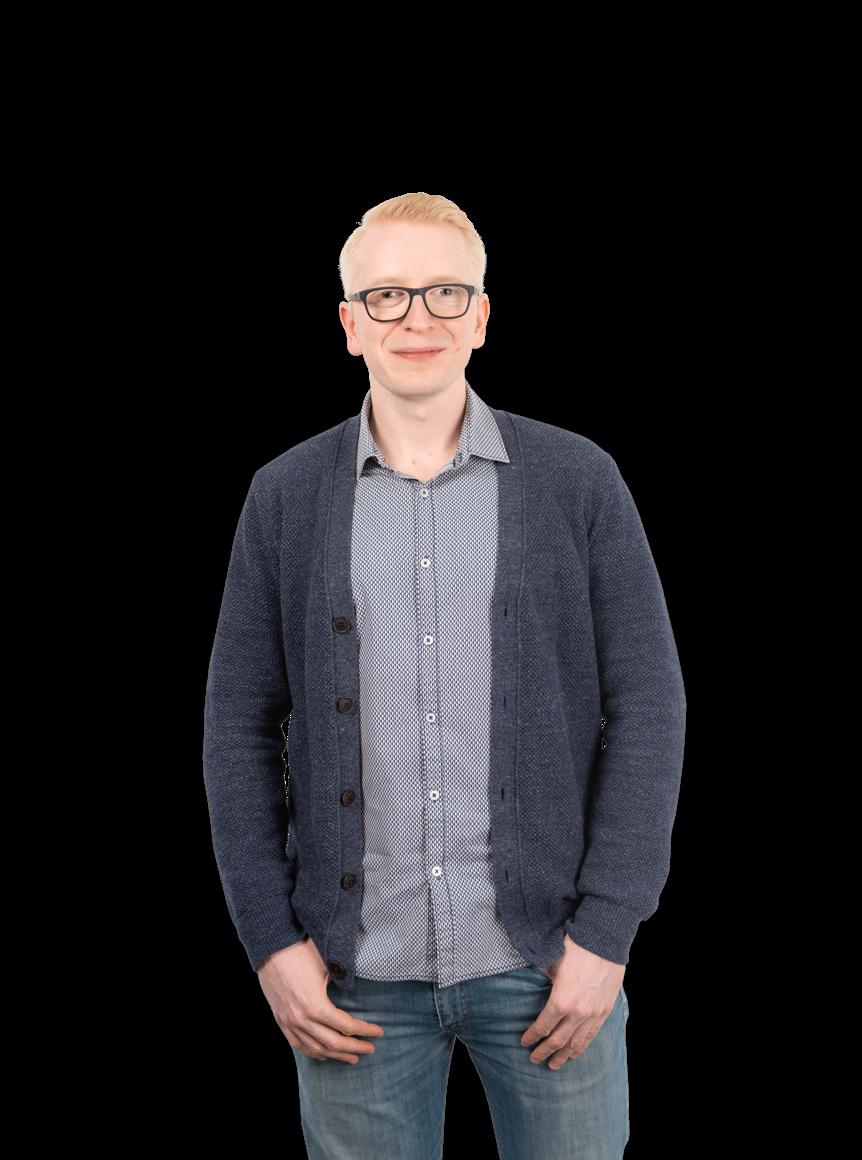 Jakub Kośla - UI Designer at Merixtudio