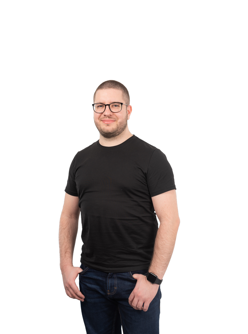 Miłosz Kusiciel - Head of Development at Merixtudio