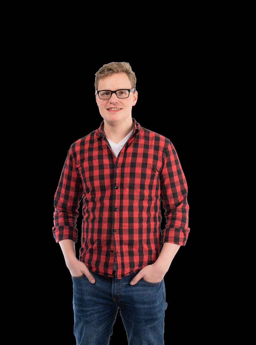 Michał Lisewski- Senior Business Developer at Merixtudio