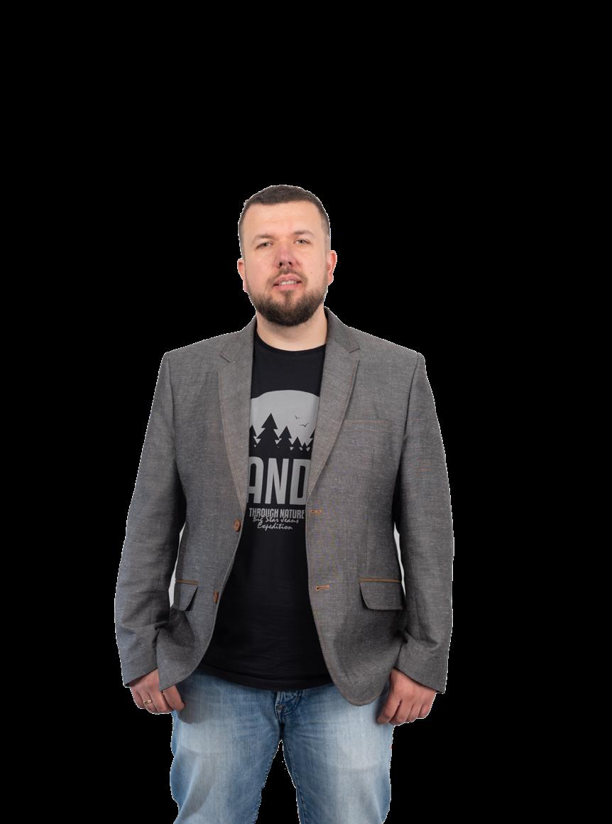 Marcin Staszak - COO at Merixtudio