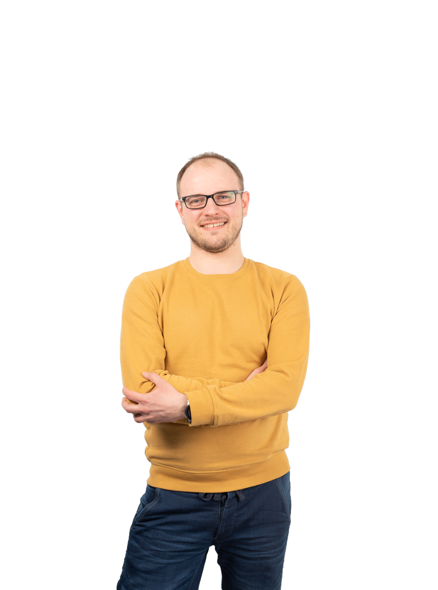 Maciej Stempniak- Project Manager at Merixtudio