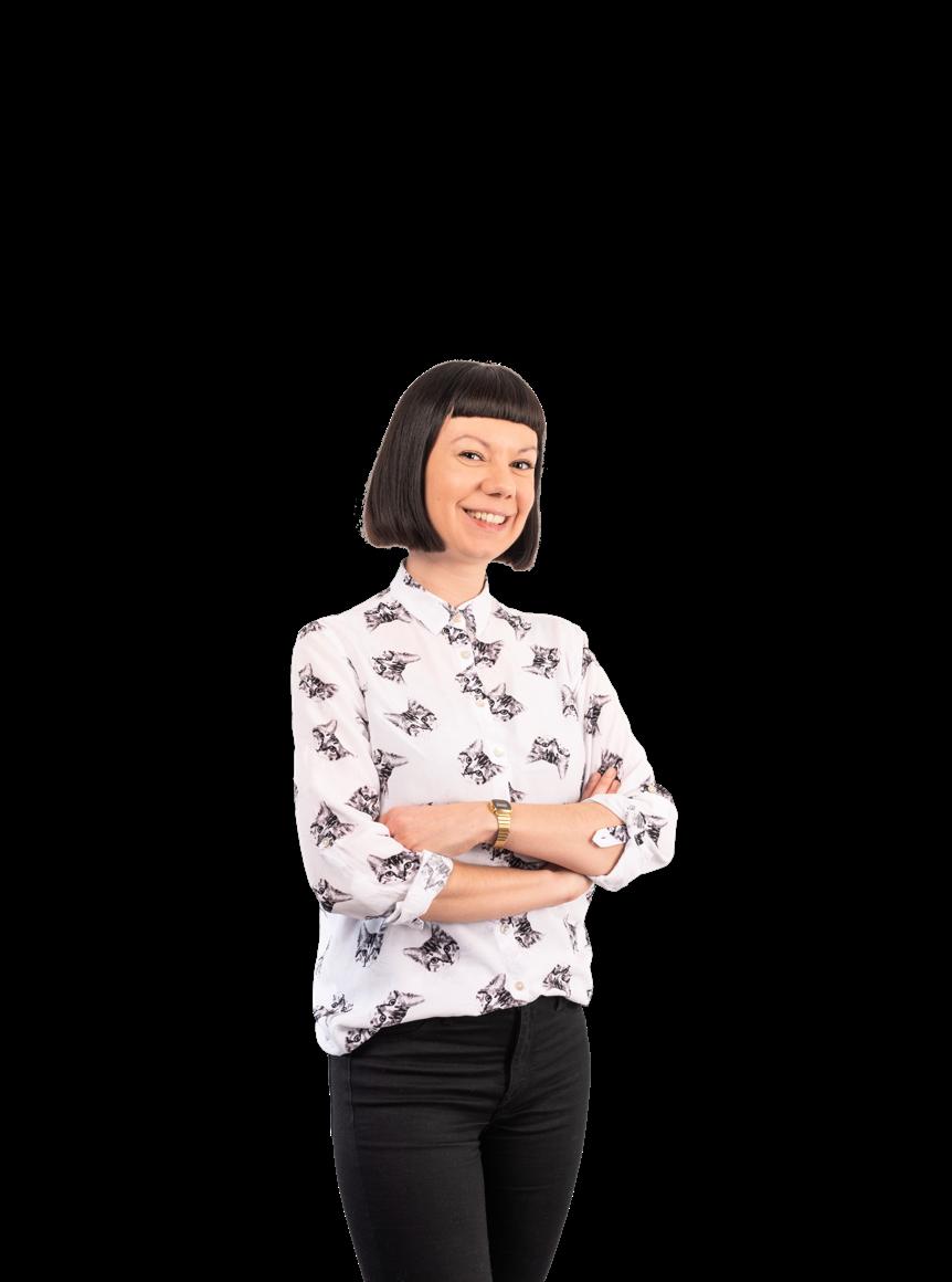 Natalia Spychaj - HR Manager at Merixtudio