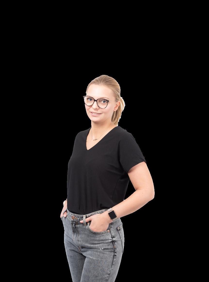 Katarzyna Ławińska - HR Team Leader at Merixtudio