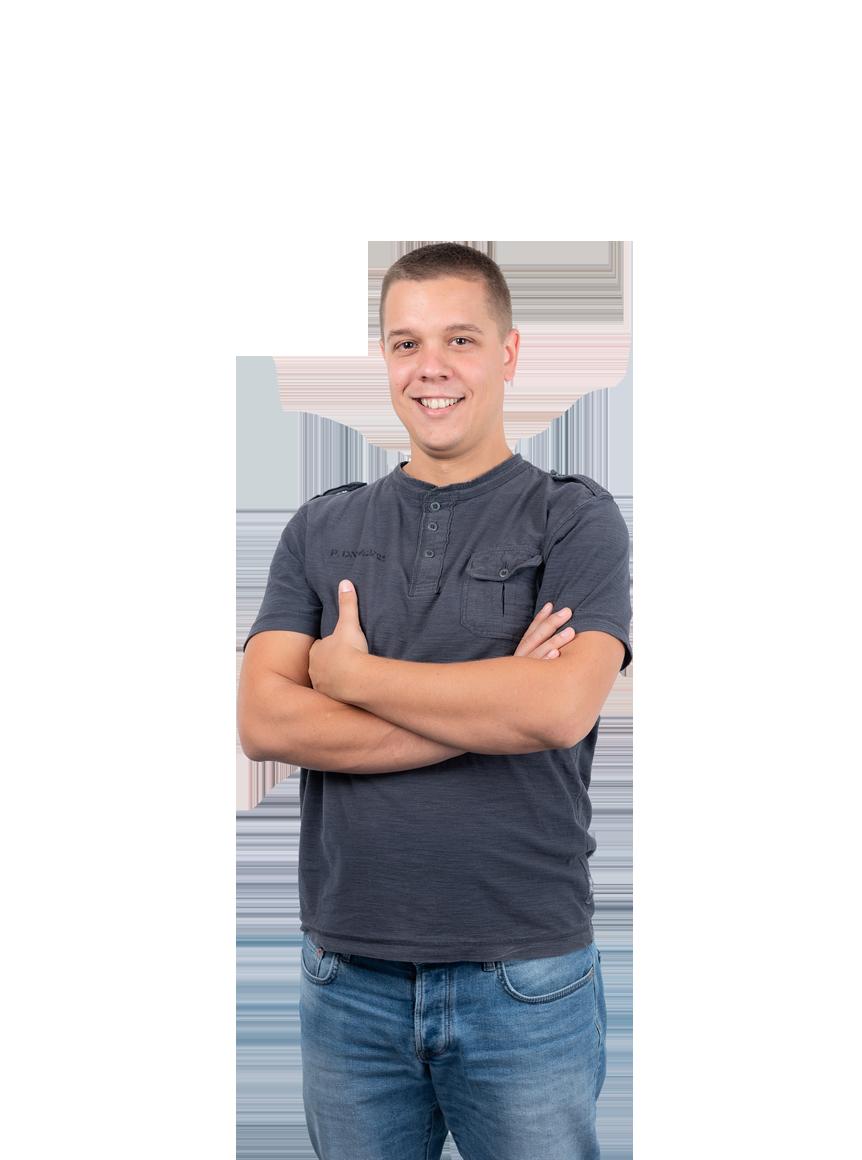 Tomasz Szymanski - Backend Engineering Manager at Merixtudio