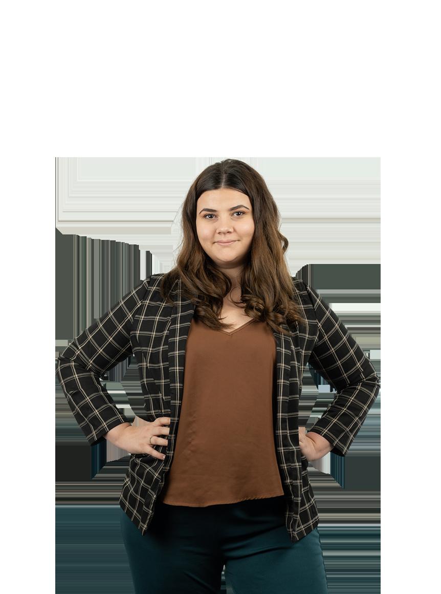 Paulina Baranowska - IT Recruitment Specialist at Merixtudio