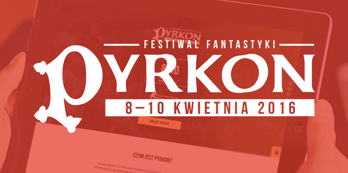 Pyrkon - an administration system for the fantasy fan convention