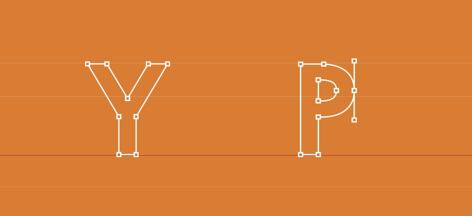 Principles of typography in web projects