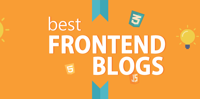4 Best Front-end Development Blogs You Should Follow