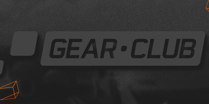 Gear.Club - the HTML5 & Django website for Eden Games