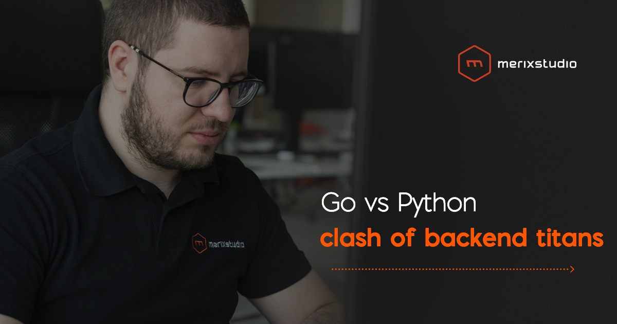Go vs Python – clash of backend titans