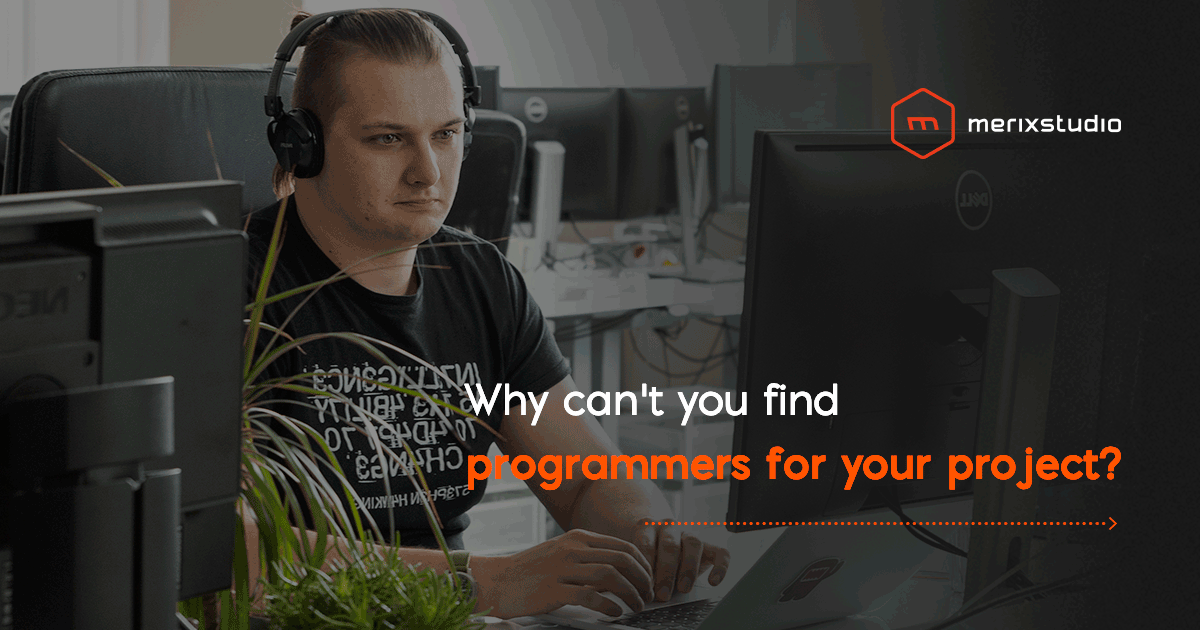 Why Can't You Find Programmers For Your Project?