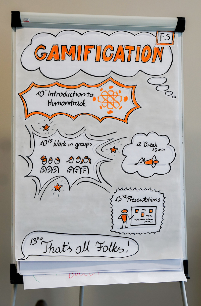website gamification workshop conducted by merixstudio software house in poznań, poland