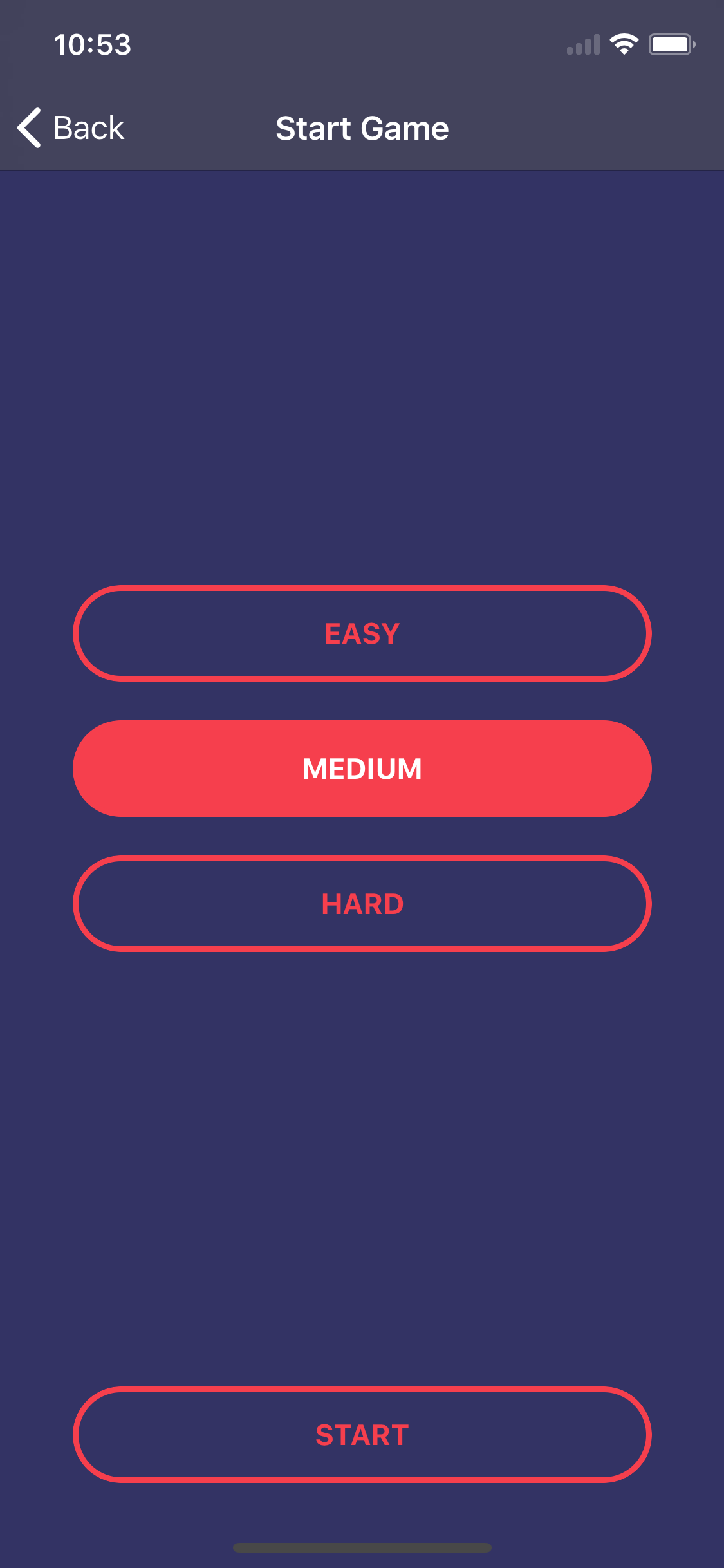 nativescript mobile app