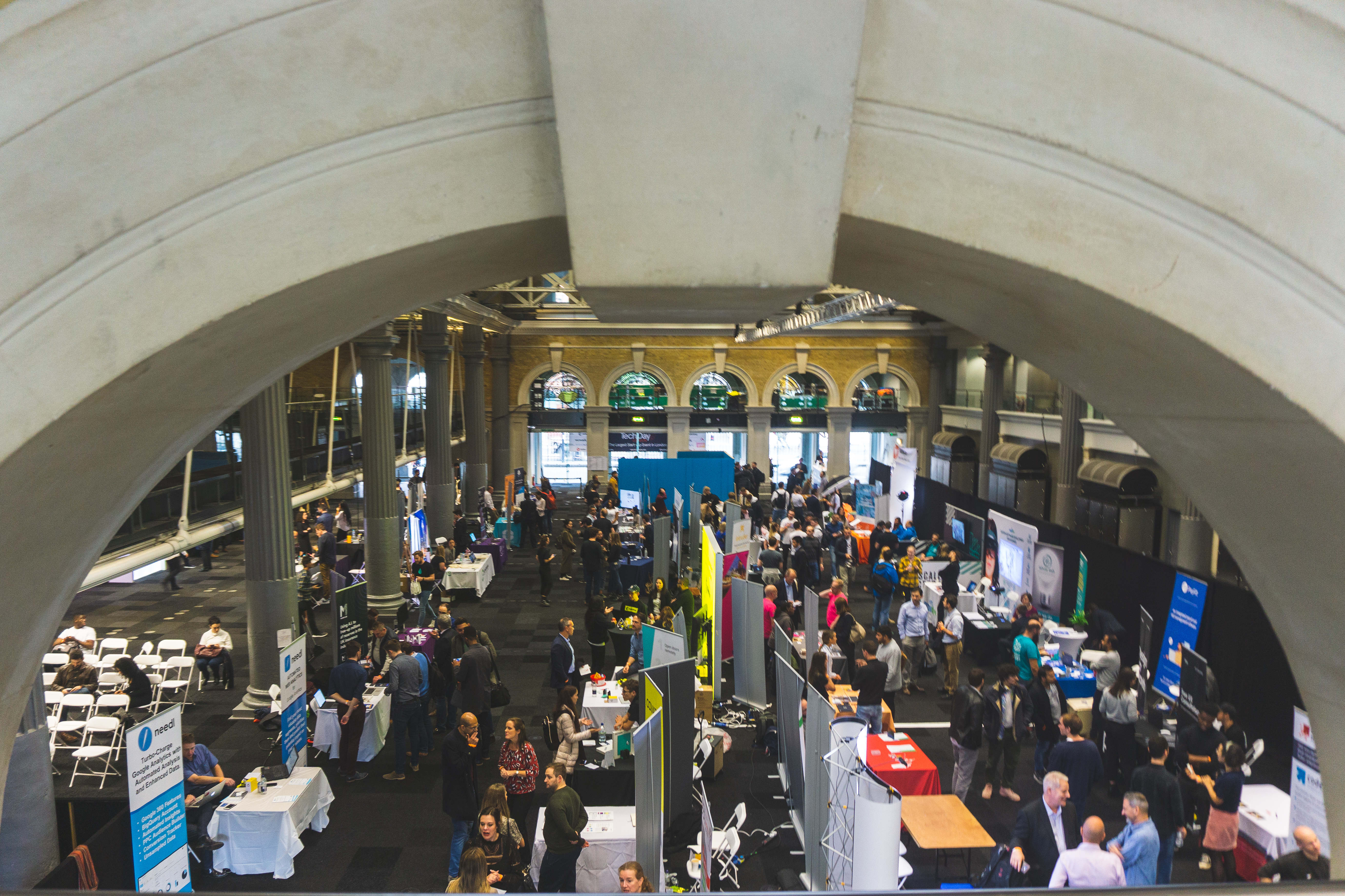 TechDay London in the Old Billingsgate