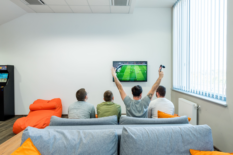 Merixstudio PlayStation FIFA