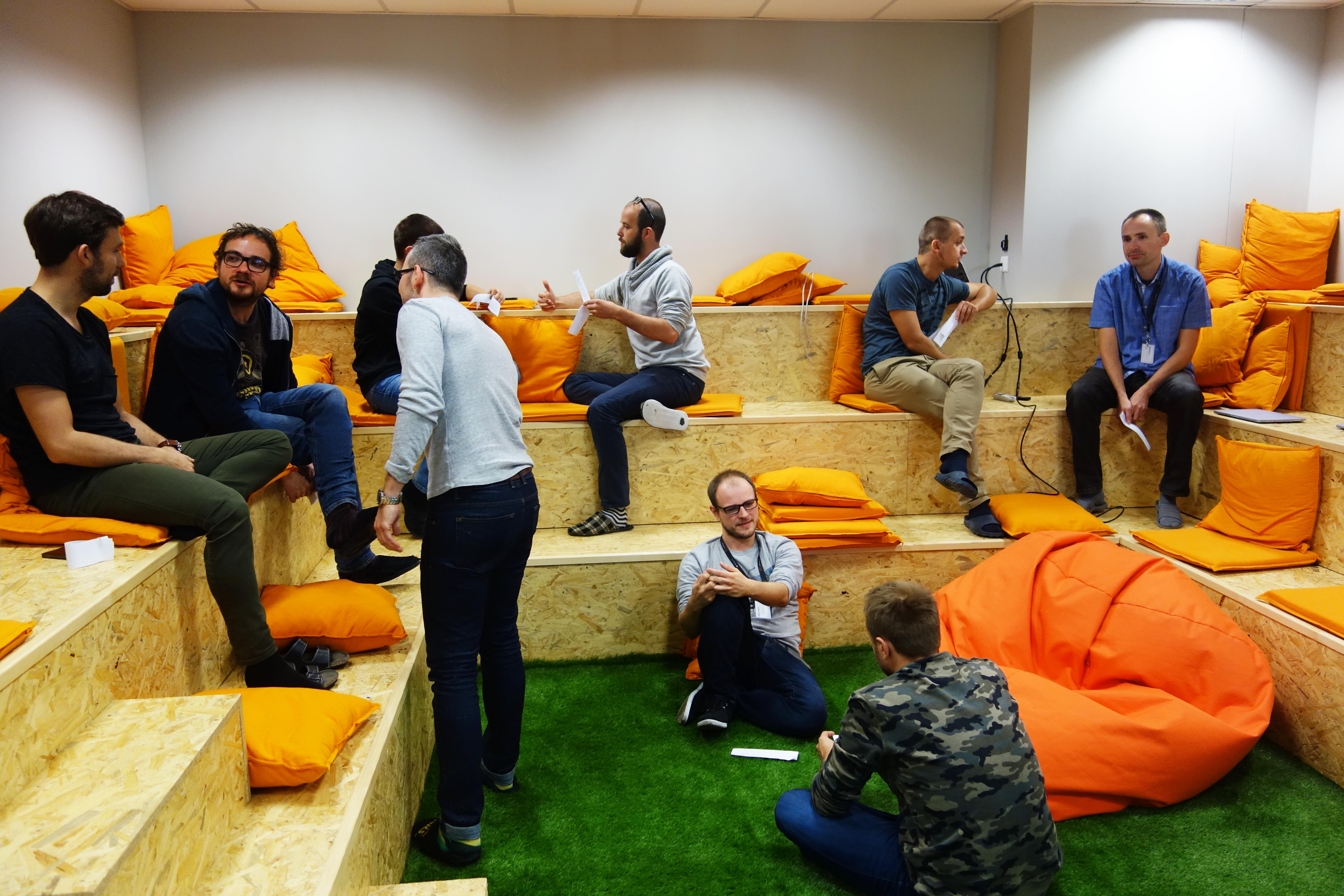 Business Development at Merixstudio | Sales Workshop