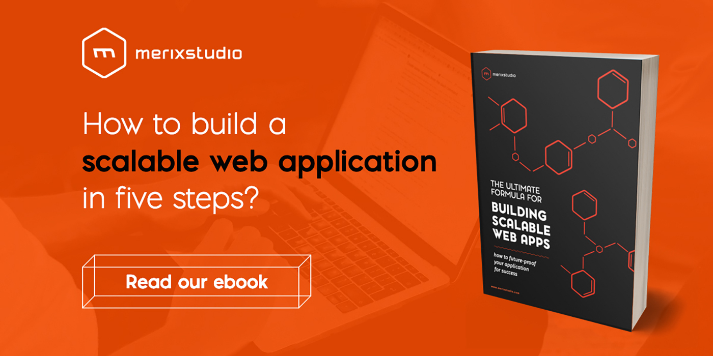 Scalable web app