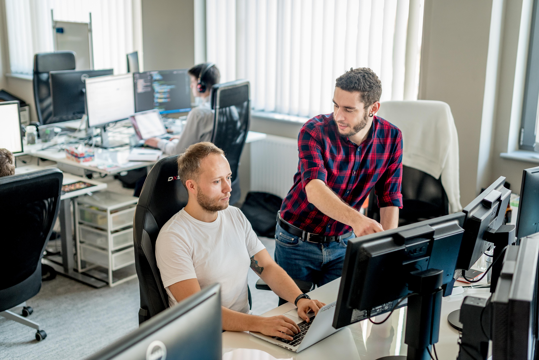 legacy app modernization at a software house