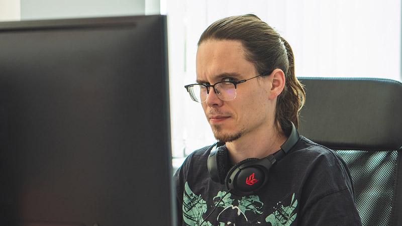 Merixstudio team member