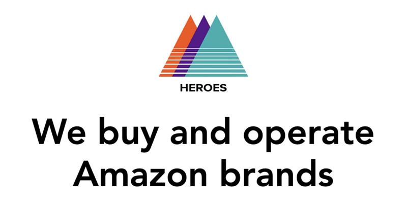 Heroes app for Amazon-driven brands