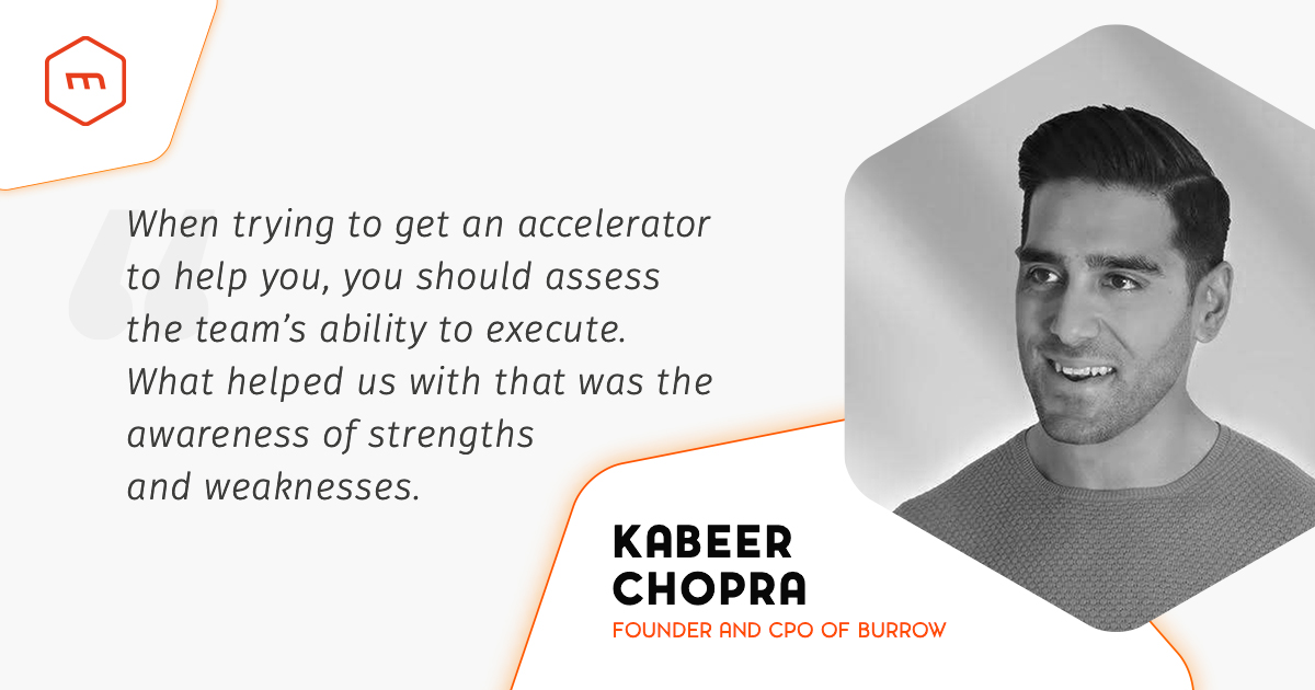 Interview with Kabeer Chropa (Burrow)
