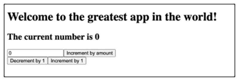 App view - Redux Toolkit tutorial