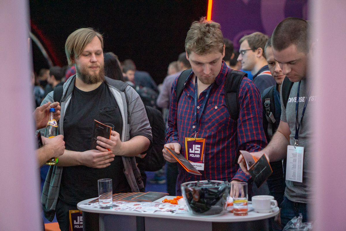 Our view on NG Poland and JS Poland conferences