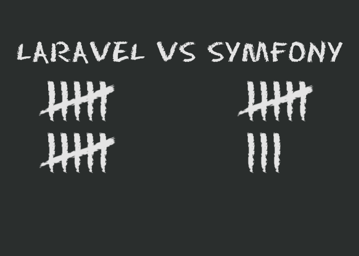 Laravel vs Symfony - Clash of the Frameworks