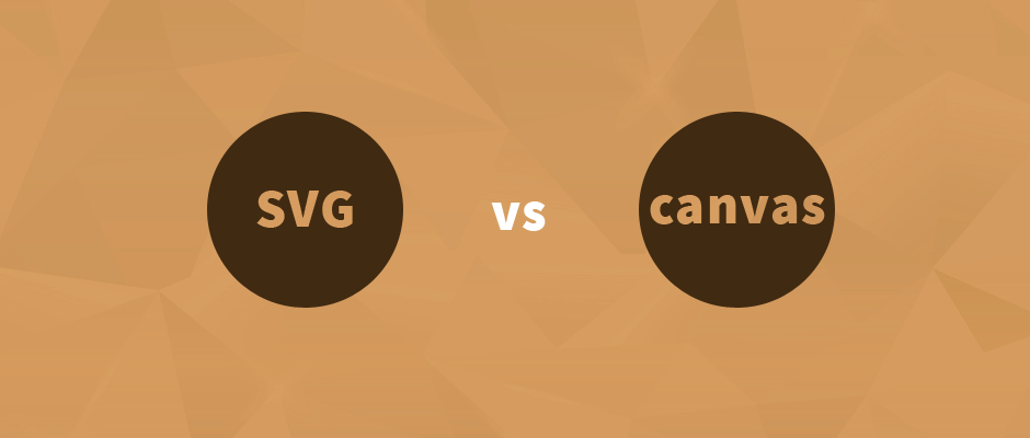 SVG vs canvas