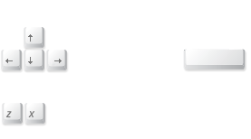Default Game Controls