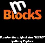 mBlocks logo